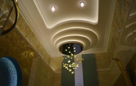 Декоративное освещение ванная комната