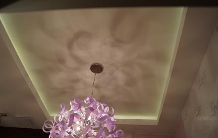 решение для светящегося потолка