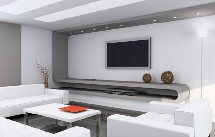 Дизайн освещения интерьера